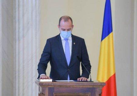 FINAL DE INTERIMAT PENTRU FLORIN CITU Dan Vilceanu, noul ministru al Finantelor Publice
