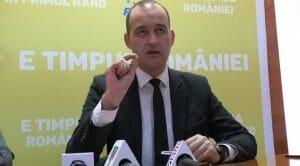 Ciolacu isi aduce aminte ca Vilceanu a fost membru PSD: Nu este din produsele high-c<span style='background:#EDF514'>LASS</span>