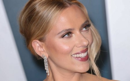 Scarlett Johansson a devenit mama pentru a doua oara. Anuntul a fost facut de sotul actritei