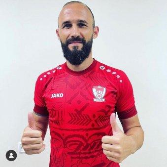 Puljic si-a gasit echipa dupa despartirea de Dinamo » Prima poza in tricoul noii formatii