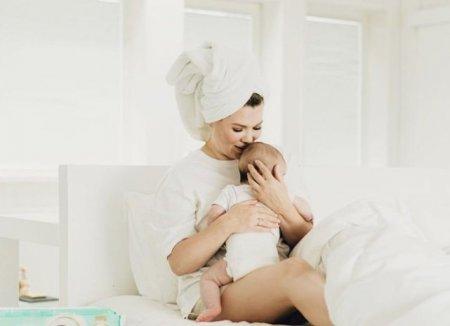 Dezvaluirile Ginei Pistol la 5 luni de cand a devenit mama. E vorba de fiica Josephine: Se trezeste plangand