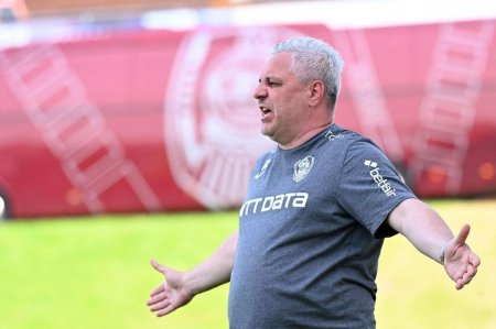 CFR Cluj, comunicat de ultim moment despre situatia lui Marius Șumudica: Dorim sa facem urmatoarele precizari