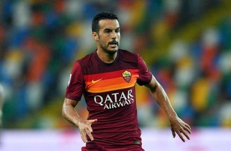 Tradare istorica in fotbal! Pedro lasa Roma pentru marea rivala Lazio