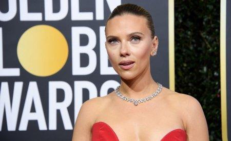 Scarlett Johansson a nascut un baiat. Actrita si sotul ei i-au ales deja numele: Il iubim foarte mult