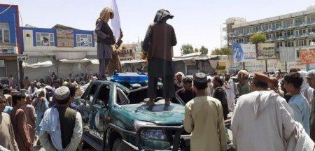 Mai multe persoane au fost ucise la o noua <span style='background:#EDF514'>MANIFESTATIE</span> anti-talibani in Afganistan