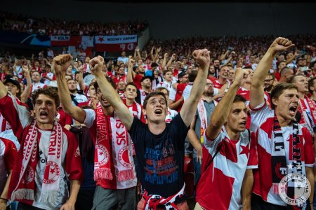 Slavia Praga - <span style='background:#EDF514'>LEGIA</span> Varsovia, meciul zilei in playoff-ul Europa League