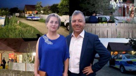 <span style='background:#EDF514'>FOST POLITIST</span> de frontiera din Iasi si-a ucis sotia si a lasat-o doua zile in casa