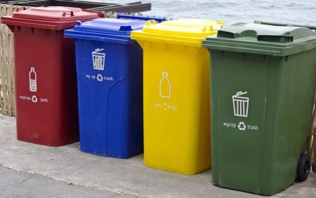 Guvernul a majorat obiectivele privind reciclarea <span style='background:#EDF514'>DESEURILOR</span> municipale la 55% pana in 2025