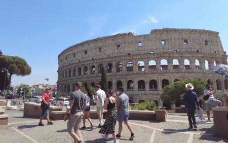 Turismul italian isi revine. Cati oameni si-au rezervat <span style='background:#EDF514'>SEJUR</span>uri in Pensinsula intr-o singura luna