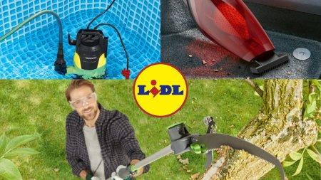 Trei produse utile si ieftine care intra in oferta <span style='background:#EDF514'>LIDL</span> saptamana viitoare