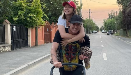 Adela Popescu si-a lasat sotul cu baietelul cel mic si a plecat la salon, unde s-a relaxat cateva ore. Reactia neasteptata a lui Radu. A stat 5 ore