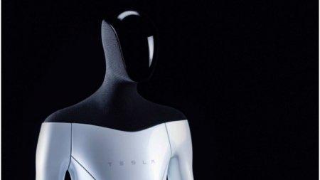 Elon <span style='background:#EDF514'>MUSK</span> construieste un robot umanoid: pentru munca plictisitoare, repetitiva si periculoasa