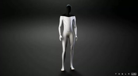 Elon <span style='background:#EDF514'>MUSK</span> anunta Tesla Bot, un robot umanoid pentru munca fizica. VIDEO