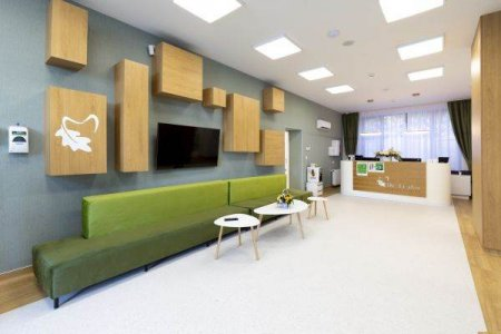 <span style='background:#EDF514'>CLINICI</span>le Dentare Dr. Leahu investesc 600.000 de euro in Galati