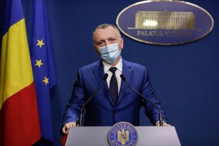 Sorin Cimpeanu: Profesorii care nu s-au imunizat, vaccinare, testare sau <span style='background:#EDF514'>PUTINA</span> odihna, daca se trece de pragul de 6 la mie