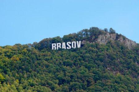 Brasov. Literele de pe Tampa vor fi iluminate astazi in culorile drapelului Ungariei