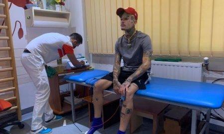 Zanni a ajuns la spital pentru recuperare, dupa cele 6 luni petrecute la Survivor Romania. Primele imagini
