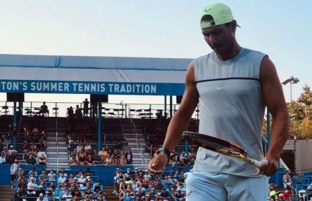 Inceputul sfarsitului. <span style='background:#EDF514'>RAFAEL NADAL</span> nu va mai juca tenis in 2021: Am suferit foarte mult (Video)