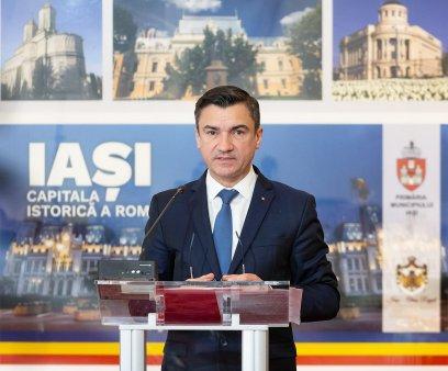 <span style='background:#EDF514'>CHIRIC</span>a despre alegerea liderului PNL: Conteaza foarte mult deschiderea candidatilor fata de Iasi si Moldova