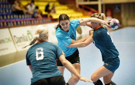 Ultimele noutati din handbalul feminin! Valcea, neinvinsa in amicale, Braila, succes important in Danemarca. Rapid si-a prezentat echipa!