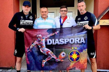 Prima intalnire dintre Edi Iordanescu si fanii FCSB » Mesajul lui MM Stoica