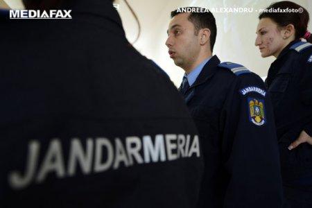 Jandarmeria a aplicat amenzi in valoare totala de 2 milioane de lei pentru contraventii de mediu