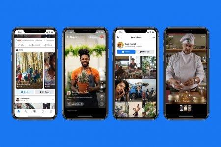 Reels, clona de TikTok de pe Instagram, vine si pe Facebook. Este deja in teste
