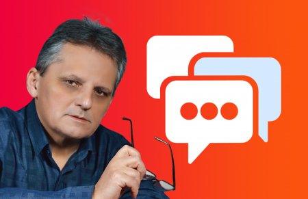 Mihai Rotaru, fictiunea <span style='background:#EDF514'>POLITISTA</span> si realitatea dura