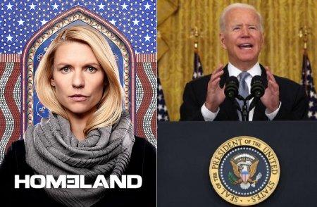 Presedintele Joe Biden a fost avertizat de scenaristii fimului <span style='background:#EDF514'>HOME</span>land
