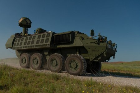 SUA lanseaza laserul de aparare aeriana cu raza scurta. Distruge orice tinta aeriana fara pilot