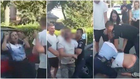 Politisti agresati in Botosani, de prietenii celui pe care doreau sa-l incatuseze