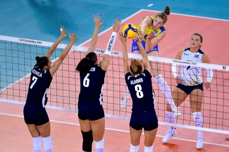 Sa le venim de HAAK! » Romania intalneste azi <span style='background:#EDF514'>SUEDIA</span> in al doilea meci al grupei D la Campionatul European de la Cluj-Napoca