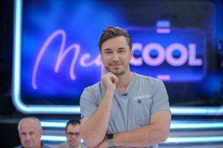 Cine e Mihail Pautov, prezentatorul emisiunii MediCOOL de la Antena 1