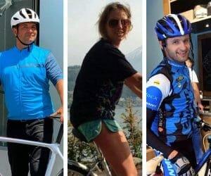 Vedetele pedalatului! Au schimbat masina cu bicicleta  /<span style='background:#EDF514'>GALERIE FOTO</span>