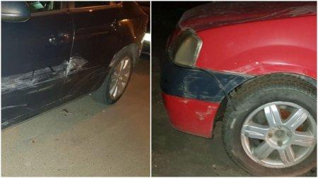 Dupa ce a implinit 71 de ani, un fost procuror s-a imbatat si a spulberat mai multe masini parcate