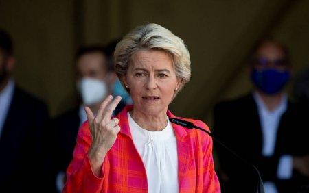 Ursula von der Leyen: Nu exista discutii politice cu talibanii, UE nu ii recunoaste
