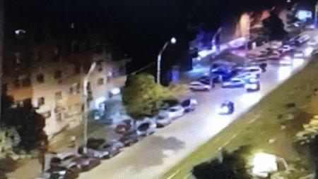 Urmarire cu focuri de arma in Bucuresti, dupa ce un sofer nu a oprit la semnalul politistilor. Barbatul nu avea carnet