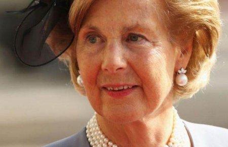 Prin<span style='background:#EDF514'>TESA</span> Maria de Liechtenstein a incetat din viata