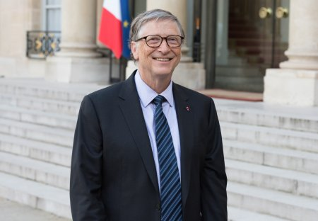 Marele secret al lui Bill Gates. E incredibil ce face cand nimeni nu il vede