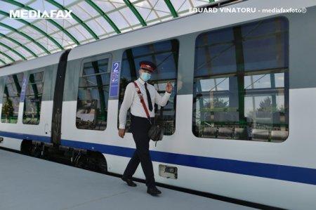 Plata cu cardul direct in tren. Ruta feroviara pe care s-a implementat sistemul