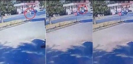 Soferul care a omorat un barbat pe trecere, in Slatina, avea <span style='background:#EDF514'>PERMISUL</span> retinut pentru parasirea locului accidentului. Daca era om de rand era arestat