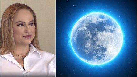 Luna albastra 22 august 2021. Cristina Demetrescu: Fenomenul nu exista, dar se vor pune lucrurile in miscare la nivel mondial