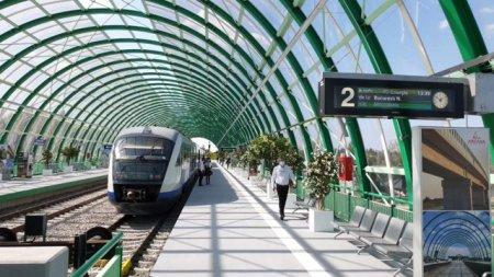 CFR va introduce plata cu cardul direct in tren. Ruta pentru care a fost implementat sistemul