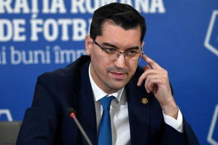 Continua razboiul cu Razvan <span style='background:#EDF514'>BURLEANU</span>: Sunt scarbit de modul in care a ajuns si este condus fotbalul romanesc