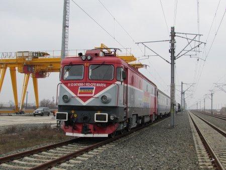 Accident feroviar: Un tren a lovit un autoturism. Doua persoane din masina au murit