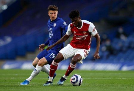 Arsenal - Chelsea » Derby londonez in Premier League: Lukaku e titular!