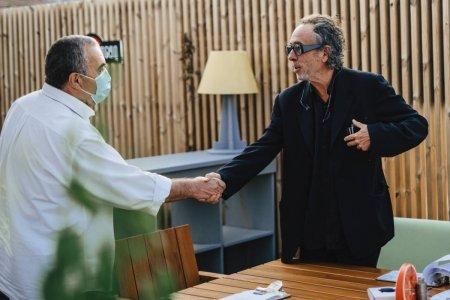 Celebrul regizor american Tim Burton, prezent <span style='background:#EDF514'>LA SIBIU</span>, la piesa Faust