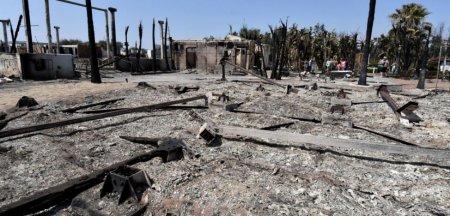Umbra mafiei in incendiile din sudul Italiei