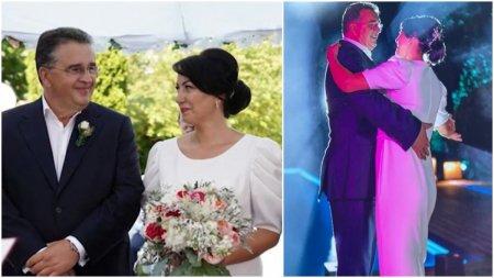 Primele imagini de la nunta lui Marian Oprisan. Cine este femeia cu care si-a unit <span style='background:#EDF514'>DESTINUL</span>