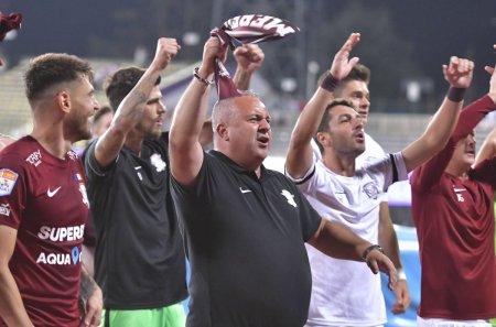 Rapid a intrat in istoria Ligii 1! Premiera bifata de giulesteni